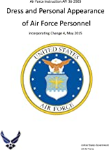 Best dress and personal appearance of air force personnel Reviews