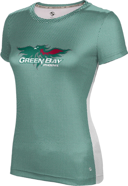 University of Wisconsin Green Bay Girls' Performance T-Shirt (Embrace)