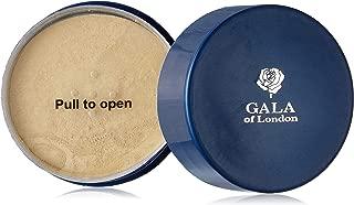 Gala of London Pearl Face Powder, Natural glow, 40g