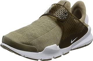 Nike Men's Sock Dart KJCRD, Khaki/White-Cargo Khaki