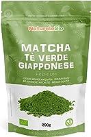 Biologische Matcha Thee in poeder [PREMIUMKWALITEIT] 200 gram. Bio Japanse Groene Matcha-Thee. Geproduceerd in Uji,...