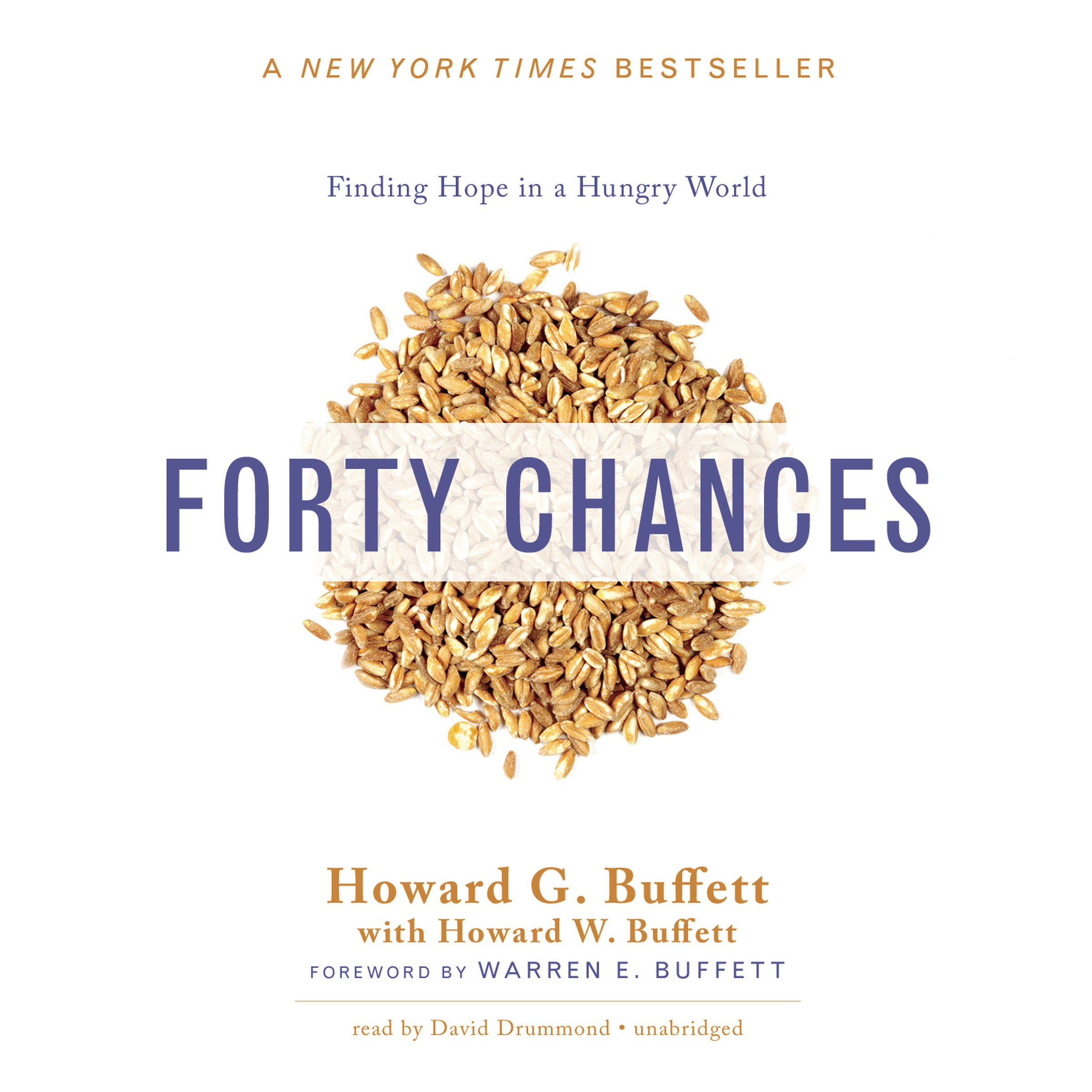 Forty Chances: Finding Hope in a Hungry World