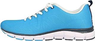 Boras SP Fashion Sports Basic Trainers in Plus Sizes Blue 5203-1559 Large Men's Shoes