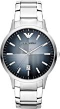 Emporio Armani Men's AR11182 Dress Silver Watch