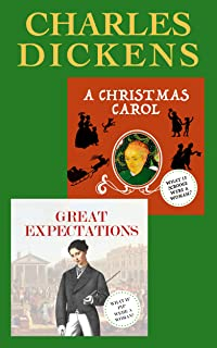 Alison Larkin Presents Great Expectations and A Christmas Carol: What if Pip and Scrooge were women?