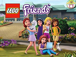 LEGO Friends: United As One, Vol. 3