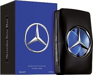 Mercedes-Benz Eau de Toilette Man, Blue,Citrus and Rubarb,3.38 Fl Oz