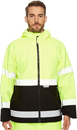 Work Sight High-Visibility Insulated Jacket