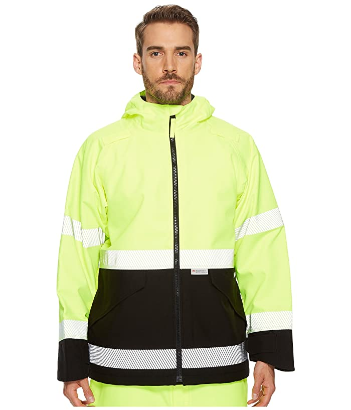 Timberland PRO  Work Sight High-Visibility Insulated Jacket (Yellow) Mens Coat