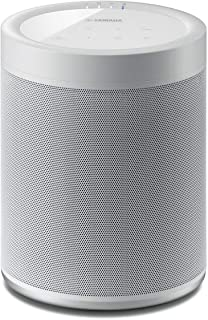 Yamaha MusicCast 20 Wireless Speaker, Alexa Voice Control - White - WX021WH