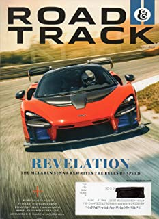 FORD MUSTANG GT PP2 Bentley Continental GT Road & 2019 MERCEDES-BENZ G-CLASS Acura RDX 2018 Magazine FERRARI 812 SUPERFAST Jeep Trackhawk BMW i36 The Profile: Larry Holt MCLAREN SENNA ON TRACK