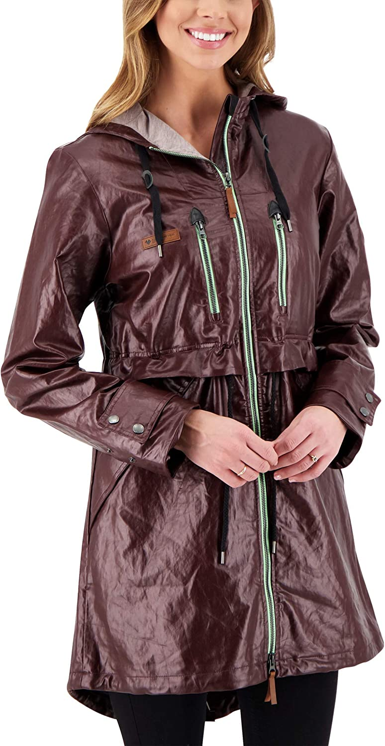 Obermeyer Women's 55% OFF Trench Emmie NEW before selling