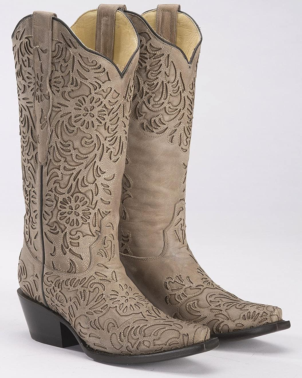 大理石繁雑確認[Corral Boots] レディース