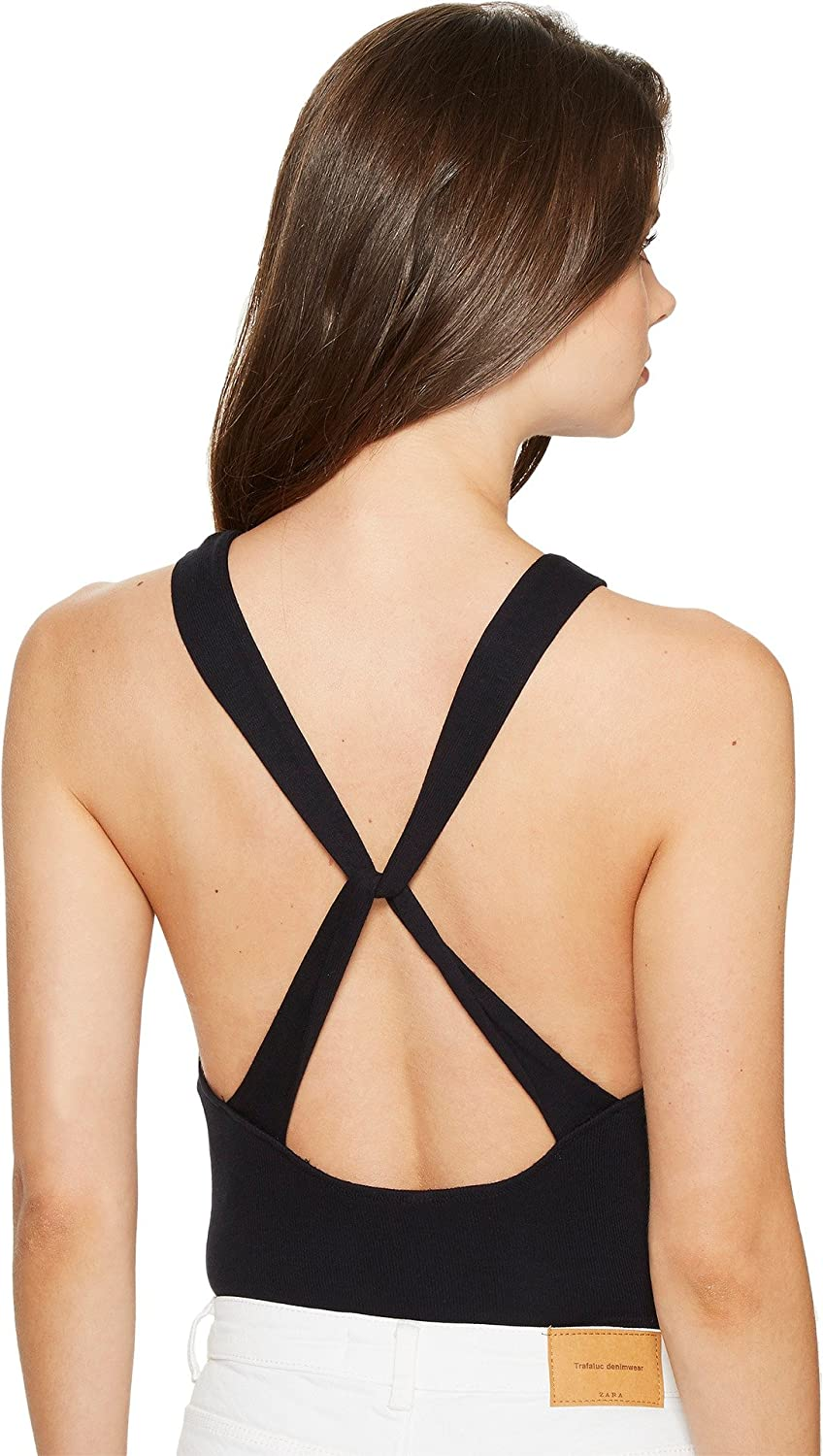 Free People Womens Up and Around Bodysuit
