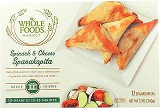Whole Foods Market, Spanakopita, Spinach & Cheese, 12 ct (Frozen)