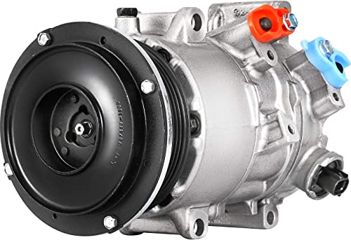 wholesale Mophorn CO 11178JC (8831006240) 4472601208 471-1617 AC Compressor and Clutch for 07-09 Camry online 06-08 RAV4 2.4L 6SEU16C A/C wholesale Compressor Assembly 97386 98386 4711617 sale
