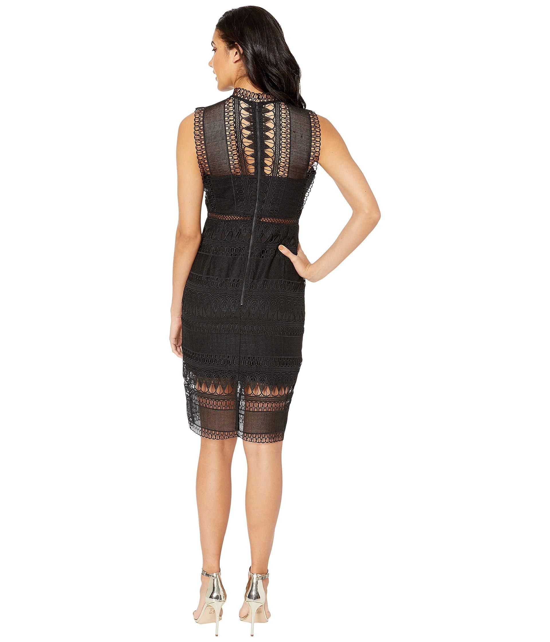Dress Lace Mariana Bardot Lace Black Mariana Bardot Black Bardot Mariana Dress Lace Dress vtwpCqp