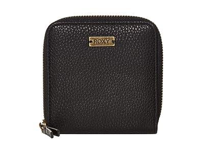 Roxy Midnight Stars Wallet (Anthracite) Wallet Handbags