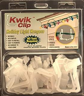 Kwik Clip Holiday Christmas Light Hangers 2