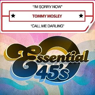 I'm Sorry Now / Call Me Darling (Digital 45)