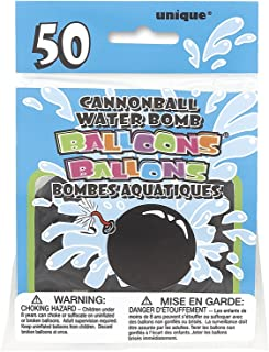 Cannonball Water Balloons, 50ct