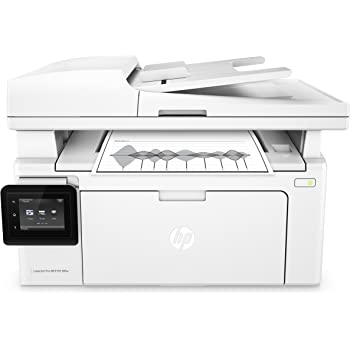 HP LaserJet Pro M130fw All-in-One Wireless Laser Printer, Works with Alexa (G3Q60A). Replaces HP M127fw Laser Printer