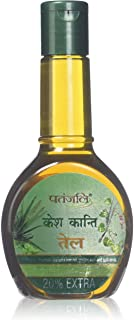 Patanjali Divya Kesh Kanti Hair Oil for Strong Hair Split Ends Grey Hair and Hairloss 100ml