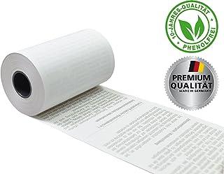 White 20/roll box Zebra ZQ520/rotoli di carta termica
