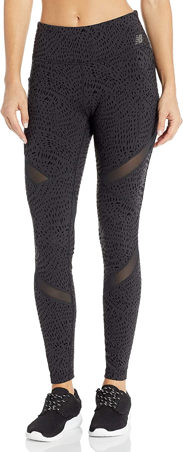 New Balance Max 69% OFF Womens Highrise famous Tight Transform Pocket