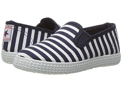 Cienta Kids Shoes 57095 (Infant/Toddler/Little Kid/Big Kid) (Navy) Girl