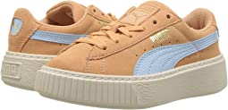 Dusty Coral/Cerulean/Puma Team Gold
