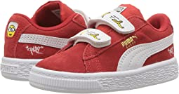 Puma Kids - Minions Suede V (Toddler)