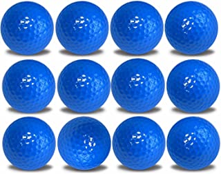 1 Dozen Color Golf Balls Upload Your Logo or Text