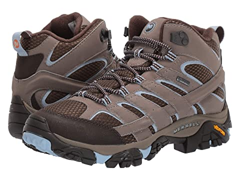merrell womens moab 2 gtx low hiking shoes sedona sage chart