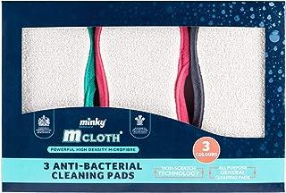 Best antibacterial cloth minky Reviews