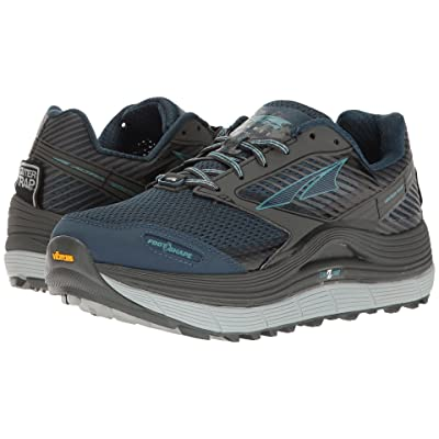 Altra Footwear Olympus 2.5 (Gray/Blue) Women