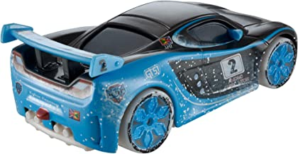 Disney/Pixar Cars Ice Racers 1:55 Scale Diecast Vehicle, Lewis Hamilton