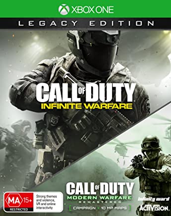 Call of Duty Legacy Edition for Xbox One