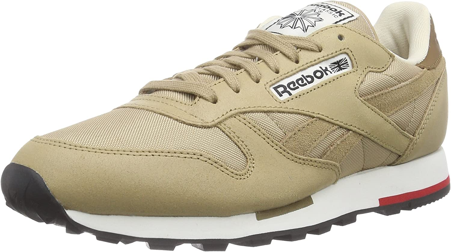 Reebok Classic Leather Casual, Men's Low-Top Sneakers