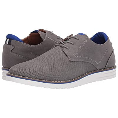 Madden by Steve Madden Cale 6 (Grey Suede) Men