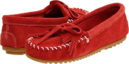 Red Suede