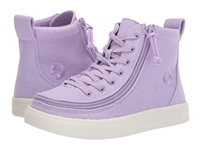 BILLY Footwear Kids Classic Lace High (Toddler/Little Kid/Big Kid) (Purple) Kids Shoes
