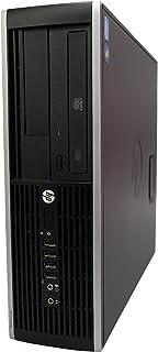 HP ヒューレットパッカード デスクトップパソコン 8200Elite SFF Core i3 2120 3.3GHz HDD-500GB MEM-4GB Windows10pro 64bit 一年間保証