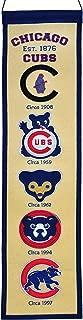 Winning Streak MLB Chicago Cubs Fan Favorite Banner, One Size, Multicolor