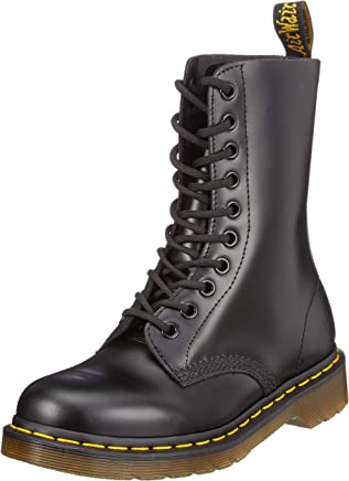 Dr. Marten's 1490 Smooth, Unisex-Adult Lace-Up Boots : boots