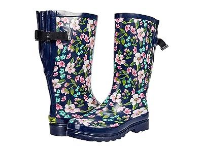 Western Chief Waterproof Printed Wide Calf Rain Boot