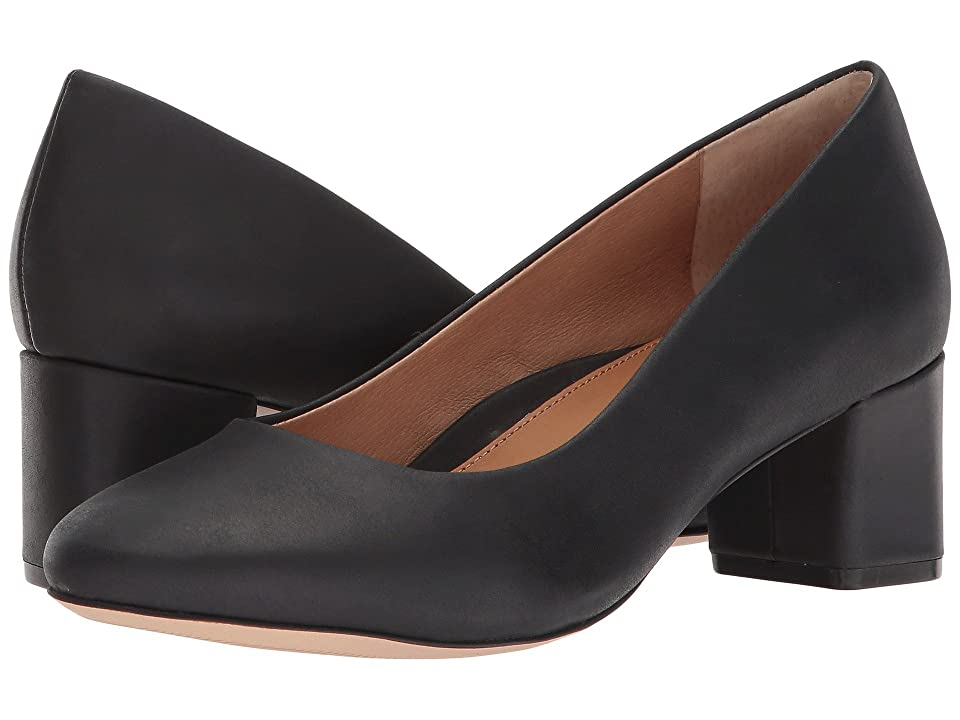 CC Corso Como Gwynn (Black Tulum Leather) High Heels