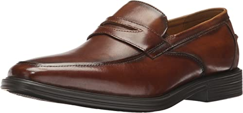 Florsheim Hommes's Holtyn Comfortech Comfortech Comfortech Slip On Penny Robe chaussures Loafer, Cognac, 10 3E US fa5