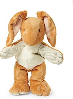 Guess How Much I Love You Nutbrown Hare Plush Hand Puppet, 11 inches