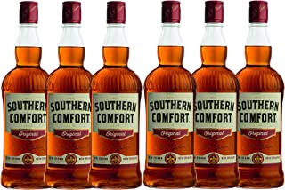Southern Comfort Original 1 Litre (Pack of 6)